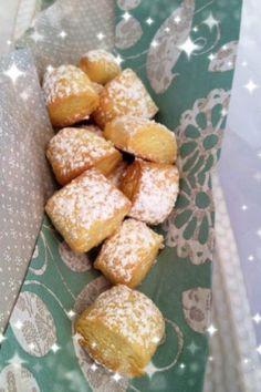 Backen / Kekse (Weihnachten): Traumstücke - einfach himmlisch! (Mutzenmandeln ?)