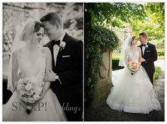 Rosecliff Wedding, Bride and Groom, Bellevue Avenue,  Newport, ©Snap! Weddings