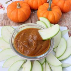Pumpkin Butter from Living Well Kitchen ~ addicting & easy