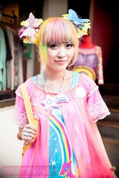 fairy kei style - Google Search