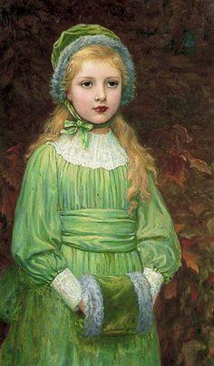 Figuration Feminine: Kate Dickens Perugini (1839-1929)Dorothy de Michele 1892
