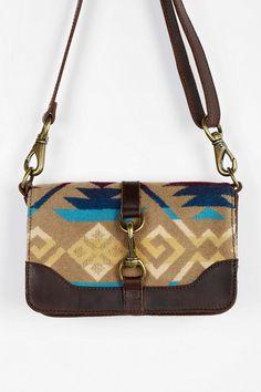 Pendleton Essential Crossbody Bag #urbanoutfitters