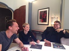 Behind the scenes with #IMDbAskCrimsonPeak