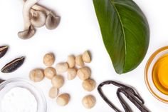 We've gotten questions about which of our products contain nut or seed-derived oils.