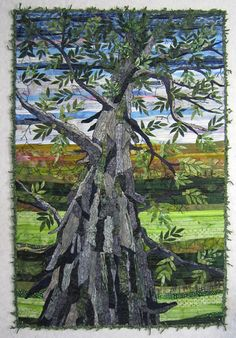Barbara Strobel Lardon is a textile artist who makes Art Quilts from her home studio. She majored in...