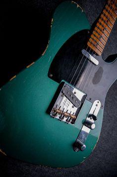 Fender Telecaster #fender #guitar