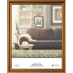 Timeless Frames Astor Solid Wood Picture Frame - Walmart.com