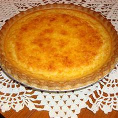 Buttermilk Pie- Made this last Thanksgiving and it was a BIG hit!