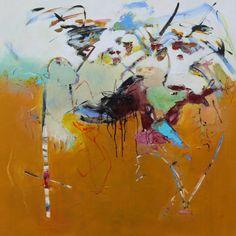 Leslie Newman Abstract Artist
