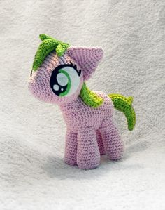 sweet tooth__filly__amigurumi pattern