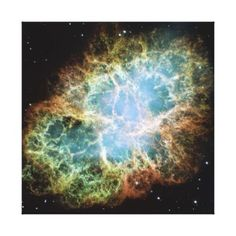 The Crab Nebula has catalogue designations M1, NGC 1952, Taurus A. It is a supernova remnant and pulsar wind nebula in the constellation of Taurus.