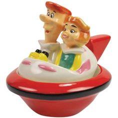 Jetsons Wedding Cake Topper Figurine