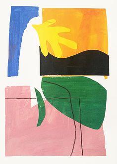 + c u l t o f ʍ o ɹ ɹ o ɯ o ʇ + art print with happy colors