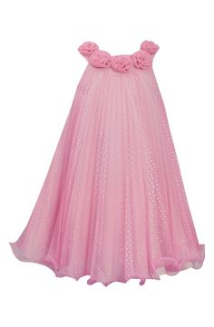 Iris & Ivy Sleeveless Tulle Dress (Toddler Girls, Little Girls & Big Girls)   Nordstrom