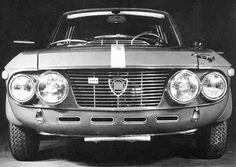 Lancia Fulvia HP