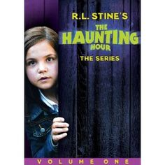 Stine's The Haunting Hour: The Series, Vol. 1 [DVD] at Best Buy. Find low everyday prices and buy online for delivery or in-store pick-up. October Movies, Haunting Hour, Tales From The Crypt, Anthology Series, Halloween Movies, Business For Kids, Retro, Good Movies, Awesome Movies