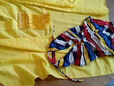 Look resort do dia: biquíni colorido e saída de praia amarela com franjas estilo caftan. Um luxo só!  #descontos #imperdivel #desconto #promocao #cupomdedesconto #lojaonline #entregaemtodobrasil #fretegrátis  #claro #champagne #oquevestir #ootd #lookdodia #saia #sandalia #bolsa #camiseta #regata #moda #estilo #modapraia #luau #resort #biquini #projetoverao #tacalor http://ift.tt/29Ss7Qh #moda #campinas #grife #modabrasileira