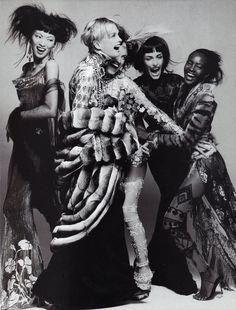Christian Dior Fall Winter 1997 Haute Couture