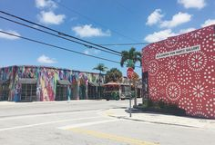 Wynwood Walls, Miami, Florida 😍