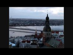 Latvia Music and Images