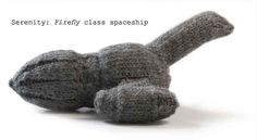Plush Serenity | 19 Nerdy Knits You Need To Knit Right Now