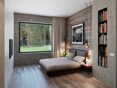 12 Fine Ways How To Design Built in Wall Niches | Amazing Architecture Magazine