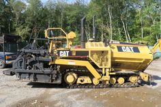 2004 CATERPILLAR AP650B Paver Price:$99,000.00 Location: Denville, NJ 07834 Year : 2004 Make : Caterpillar Model : AP650B Serial # CATAP650C9DN00471 Hours : 3914 Engine : Cat 3054 121hp Diesel DO YOU HAVE EQUIPMENT TO SELL? Reach millions of potential buyers and get the most out of your investment by listing IT with IRONMARTONLINE.com IT Stays Listed - Until IT Sells Call today and Let's get IT Sold 973-886-3020 Heavy Equipment For Sale, Used Equipment, Heavy Construction Equipment, Electric Motor, Trucks For Sale, Caterpillar, Over The Years, Tractors, Diesel