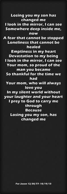 Trendy Quotes Deep God My Heart Ideas Love My Son Quotes, Missing You Quotes, Quotes About Moving On, Mom Quotes, Quotes For Kids, Life Quotes, Heart Quotes, Missing My Son, I Love My Son