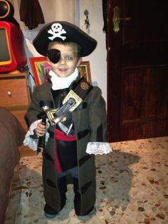 El pirata pata palo