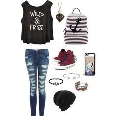 darker clothes for middle school girls - Google Search
