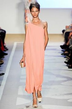 Diane Von Fustemberg at New York Fashion Week