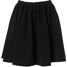 By Malene Birger Fadhila Flounce Skirt found on Polyvore