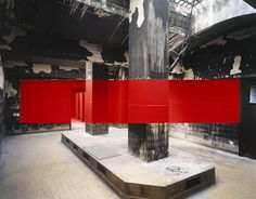 Georges Rousse Marseille 2011