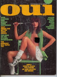 Oui Magazine July 1975 Good Readers Copy by JamesVintageJunk
