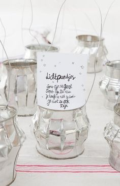 can lights (look at these at Sukha Amsterdam! Christmas Shopping, Christmas Time, Xmas, Christmas Gifts, Christmas Ideas, Amsterdam Christmas, Tin Can Crafts, Can Lights, Teacher Gifts
