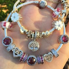 I want all of these! Love Pandora💗