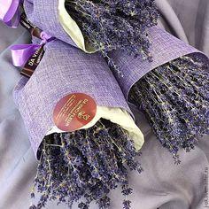 Купить Лавандовые букетики. - букет лаванды, лаванда, лавандовый цвет, прованс, Франция, кантри Dry Plants