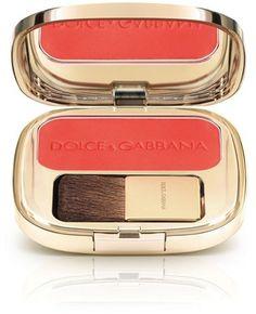 Dolce&gabbana Beauty 'Summer In Italy' Luminous Cheek Color Blush - Orange 17