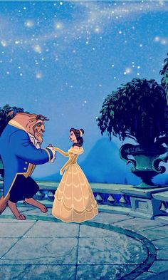 Find images and videos about disney, beast and belle on We Heart It - the app to get lost in what you love. Disney Pixar, Disney Magic, Disney Nerd, Disney Dream, Cute Disney, Disney And Dreamworks, Disney Animation, Disney Movies, Disney Movie Scenes