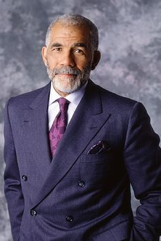 Ed Bradley, journalist & one of the 1st African Americans to break into network TV news. He is best known for 26 years of award-winning work on 60 Minutes. During his career he covered the fall of Saigon, was the 1st Black TV correspondent to cover the White House, and anchored CBS Sunday Night with Ed Bradley. He received the Peabody, the NABJ Lifetime Achievement Award, 19 Emmys and others. Known for his style, he was the 1st male correspondent to regularly wear an earring on the air…