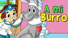 A mi burro le duele la cabeza (Canción infantil)