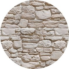 6 SHEETS self adhesive paper stone wall by