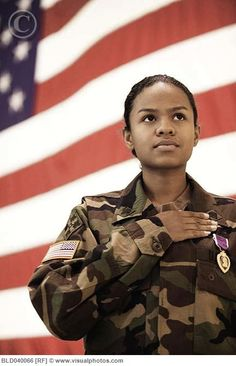 Hispanic Female Soldier In Front Of American Flag Military Women, Military Life, American Soldiers, American Flag, Police, Female Soldier, Female Hero, Support Our Troops, Women In History