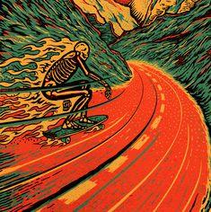 Architecture Poster Flat Iron Building Moss Wall Art Modern City Print New York Landmark Nyc Souveni Art Inspo, Kunst Inspo, Art Du Collage, Photo Wall Collage, Art And Illustration, Illustrations Posters, Art Hippie, Wow Art, Pics Art