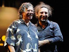 CHICK COREA - STEFANO BOLLANI DUET /// STEFANO BOLLANI - HAMILTON DE HOLANDA DUET Umbria Jazz 12  venerdì 6 luglio alle ore 21.00 presso Santa Giuliana