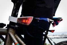 Lumière vélo LED USB Sparse Fixed