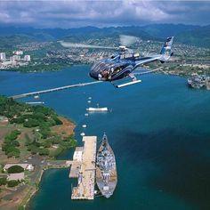 Blue Hawaiian Helicopters Photo by @bluehawaiianhelicopters