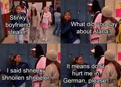 haha! i miss that's so raven.