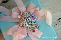 Vintage Christmas pins and brooches