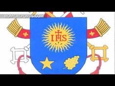 Vatican explains Pope Francis coat of arms - YouTube